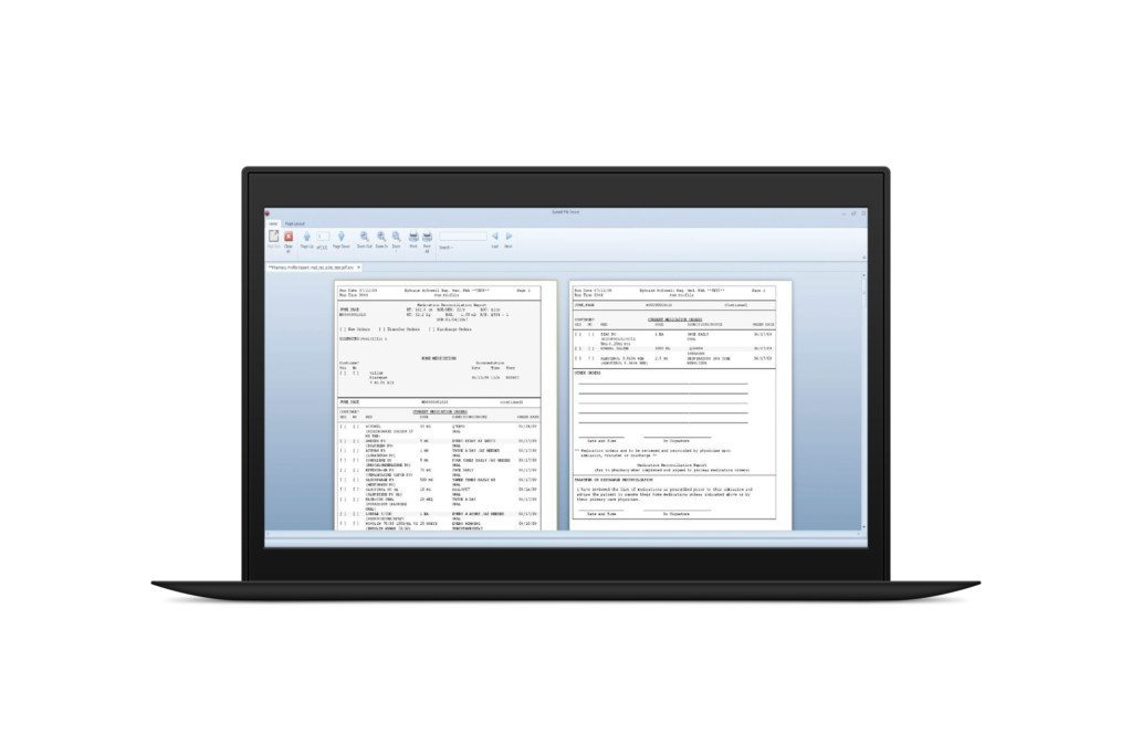 downtime reporting system interoperability laptop pro large