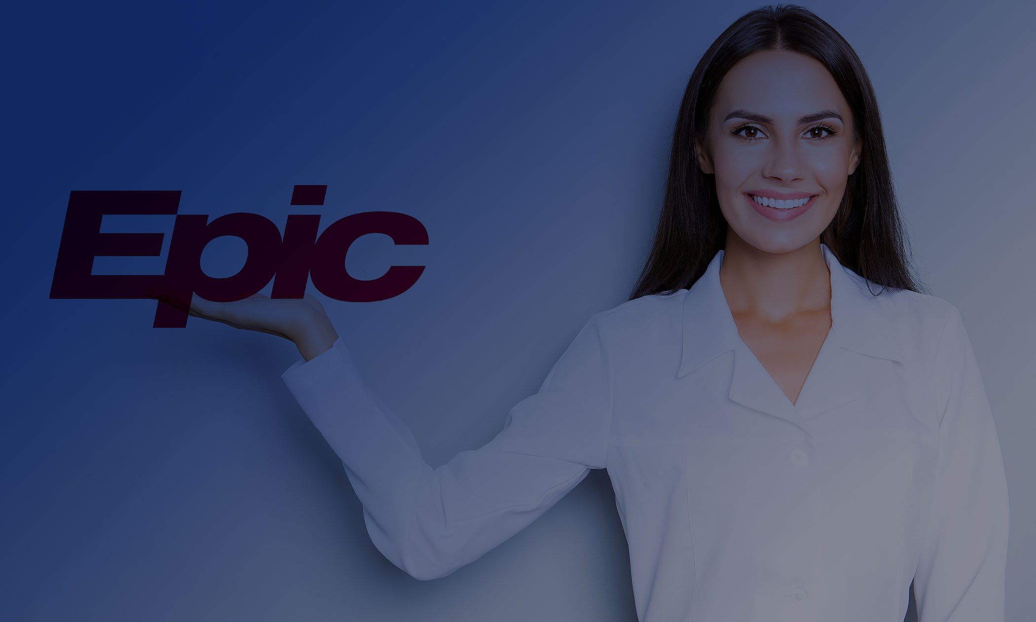 Epic Partner Solutions page title background