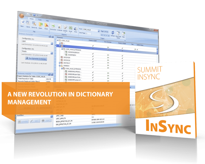 Insync interoperability healthcare engine