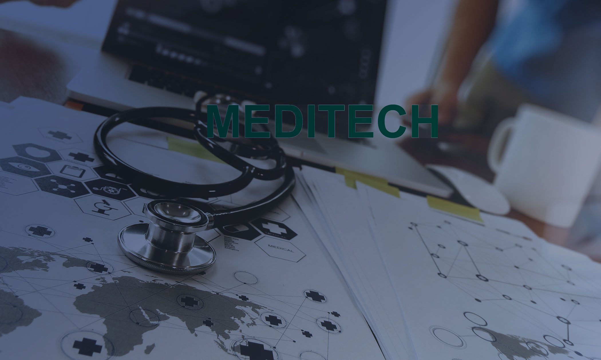 Meditech Dictionary Scripts page title background